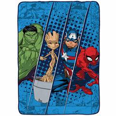Avengers Fleece Blanket