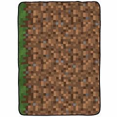 Minecraft Blanket