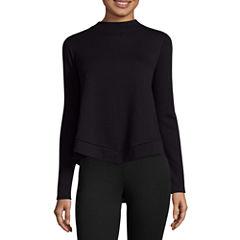 Xersion Asymmetrical Studio Sweatshirt