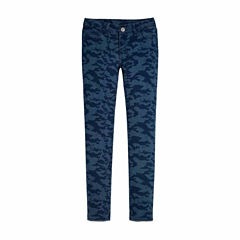 Levi's 710 Super Skinny Fit Boho Jeans Big Kid Girls 7-16