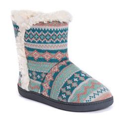 Muk Luks Cheyenne Slippers
