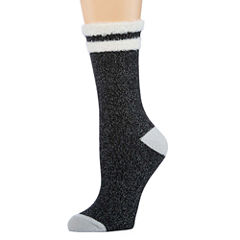 Cuddl Duds Cuddle Duds Crew Socks 1 Pair Boot Socks - Womens