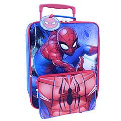 Spiderman 3 Piece Luggage Set