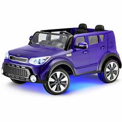KidTrax Kia Soul 12V Electric Ride-on