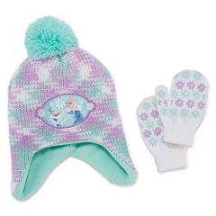 Abg 2-pc. Frozen Cold Weather Set-Big Kid Girls