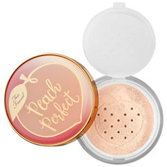 Too Faced Peach Perfect Mattifying Loose Setting Powder– Peaches and Cream Collection