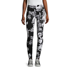 City Streets Skull Legging