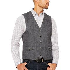 Argyleculture Tweed Vest