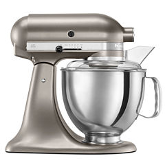 KitchenAid® Architect® Series 5 Quart Tilt-Head Stand Mixer  KSM160APSCS