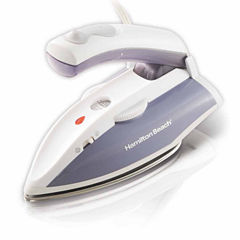 Hamilton Beach Travel Iron And Steamer