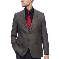 Stafford® Travel Year-Round Houndstooth Sportcoat
