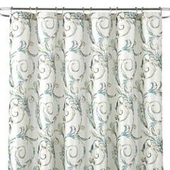 Royal Velvet® Diana Shower Curtain