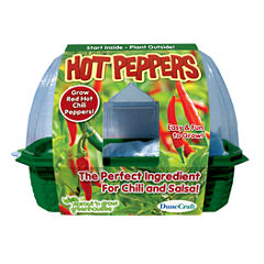 Dunecraft Sprout 'n Grow Greenhouse - Hot Peppers