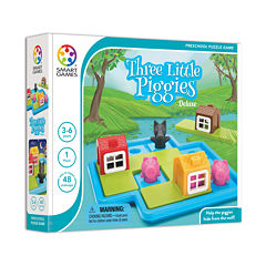 Smart Toys and Games Three Little Piggies - Deluxe