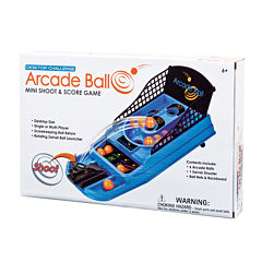 Westminster Inc. Desktop Challenge - Arcade Ball Mini Shoot & Score Game