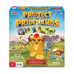 Wonder Forge Disney Junior The Lion Guard - Protect the Pride Lands Game
