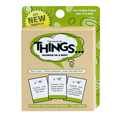 PlayMonster The Game of Things Travel/Expansion Deck 1