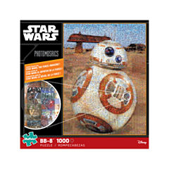 Buffalo Games Star Wars Photomosaics - BB-8: 1000Pcs