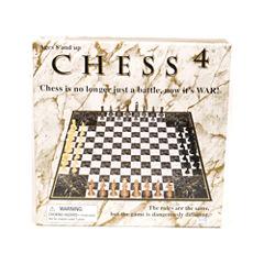 John N. Hansen Co. Chess 4 Game