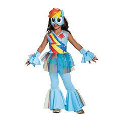 Buyseasons My Little Pony 5-pc  Dress Up Costume Girls