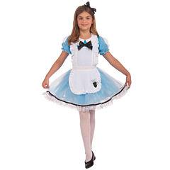 Buyseasons Alice In Wonderland 2-pc Dress Up Costume Girls