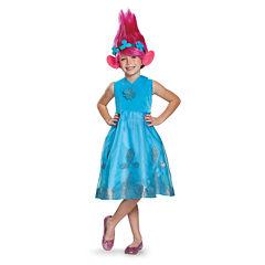 Buyseasons Trolls 2-pc.Dress Up Costume Girls