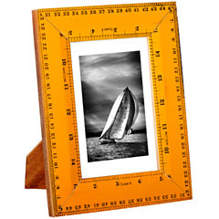 Recycled Ruler Tabletop Frame