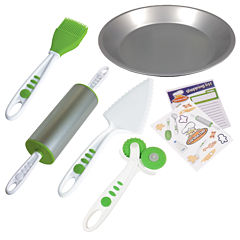 Curious Chef 5-pc. Kids Pie Baking Kit