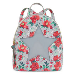 Floral Star Mini Backpack