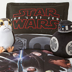 Star Wars Episode 8 Star Wars Twin/Full Comforter Set