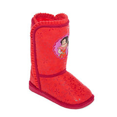 Disney Winter Boots-Girls