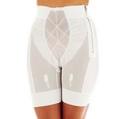 Cortland Intimates Zip Maximum Control Girdle - 5033
