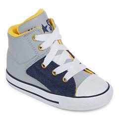 Converse Chuck Taylor All Star High  Street Varsity Boys Sneakers