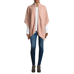Mixit Zip Front Cold Weather Wrap
