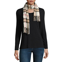 V. Fraas Woven Cold Weather Scarf
