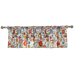 Greenland Home Fashions Astoria Floral Valance