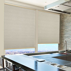 JCPenney Home™ Cut-to-Width Room Darkeing Cordless Cellular Shade