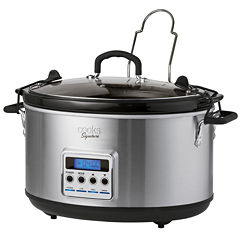 Cooks Signature 8-qt. Slow Cooker