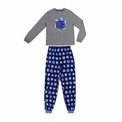 Famjams Hanukkah Family Pajama Set- Boys Big Kid
