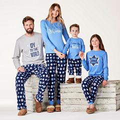 #famjams Hanukkah Family Pajamas