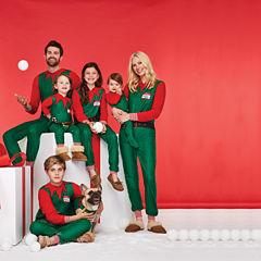 North Pole Trading Co. Elf Family Pajamas