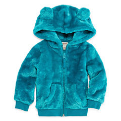 Arizona Girls Lightweight Field Jacket-Baby