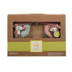 Living Textiles Sparrow Baby Mobile