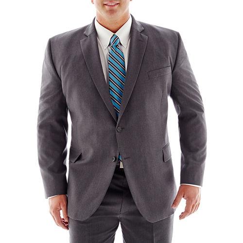Stafford® Travel Suit Jacket–Big & Tall