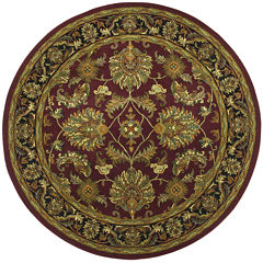 St. Croix Trading Traditions Agra Round Rugs