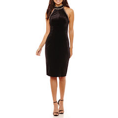 Bisou Bisou Sleeveless Sheath Dress