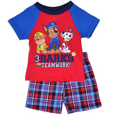 2-pc. Paw Patrol Bodysuit Set Newborn Boys
