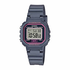 Casio Womens Black Strap Watch-La20wh-8a