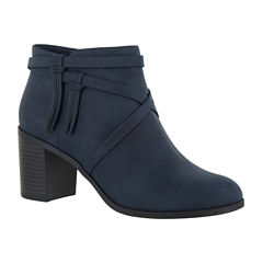 Easy Street Reed Womens Bootie