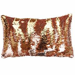 Thro by Marlo Lorenz Melody Mermaid Throw Pillow